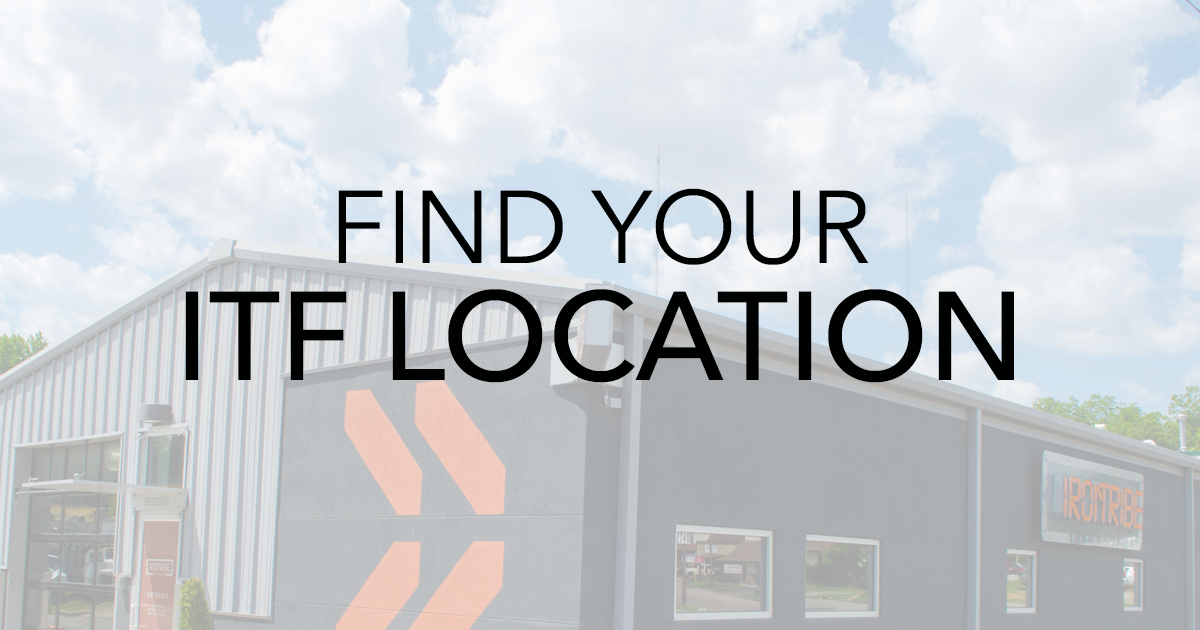 Find Your ITF Location