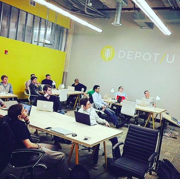 Image result for depot u innovation depot